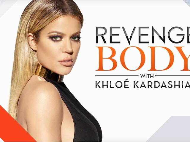 """""""Revenge Body with Khloé Kardashian"""" la nouvelle télé-réalité de TFX"""