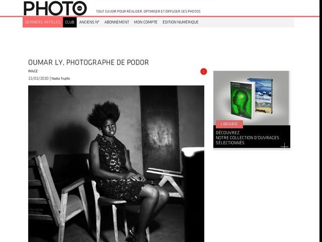 Oumar Ly, photographe de Podor