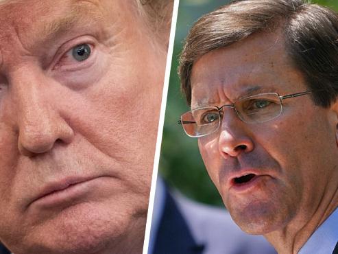 Tollé pour Donald Trump: son ministre de la Défense s'oppose publiquement à l'une de ses déclarations