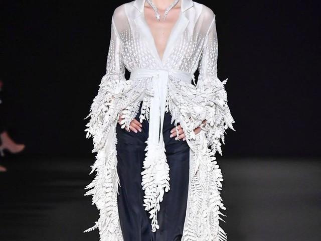 Défilé RAHUL MISHRA Haute Couture Printemps-été 2020