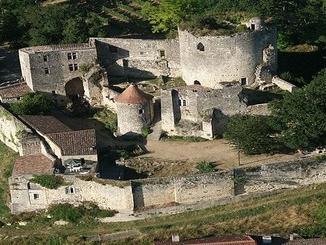 Les plus beaux châteaux d'Aquitaine