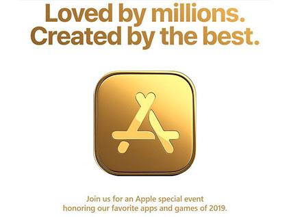Une keynote Apple le 2 décembre dédiée au jeux et aux applications