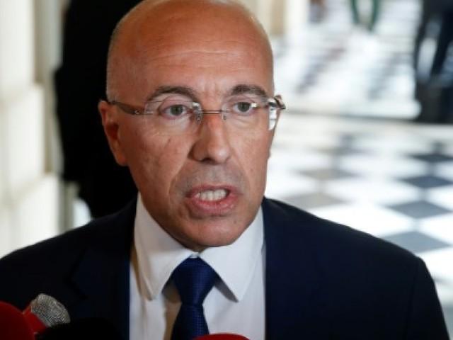 Ciotti nouveau président de la Commission d'investiture