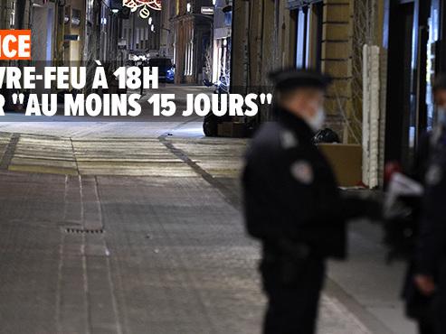 Coronavirus - BILAN MONDIAL: la France avance son couvre- feu à partir de ce soir, l'Espagne s'inquiète de l'explosion des cas après les fêtes