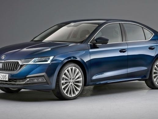 Calendrier 2020 - Grandes berlines – Restylage de la Renault Talisman et arrivée des Skoda Octavia et DS9