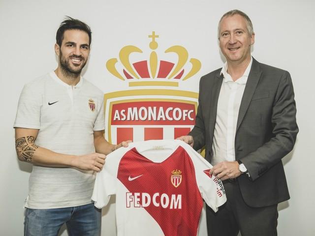 Mercato Monaco: Pourquoi Fabregas a dit oui