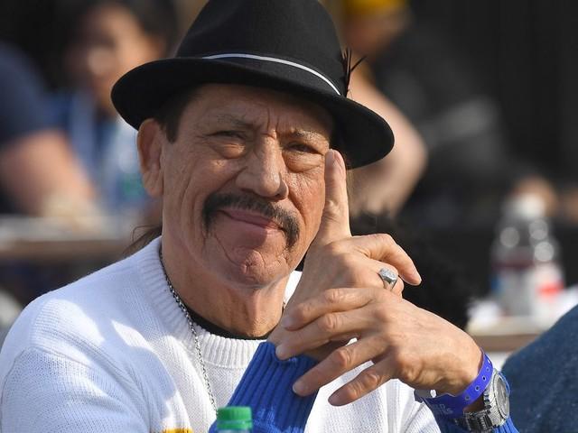 L''acteur mort le plus de fois au cinéma est Danny Trejo (monsieur Old El Paso)