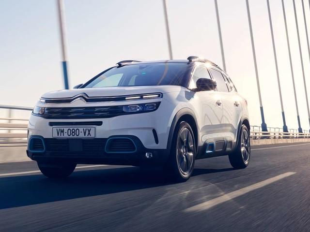 Citroën C5 Aircross Hybrid : prix et équipements