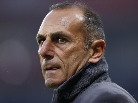 Foot - L1 - Montpellier - Michel Der Zakarian (MHSC) : «Quand on joue à huit, il est difficile de gagner»