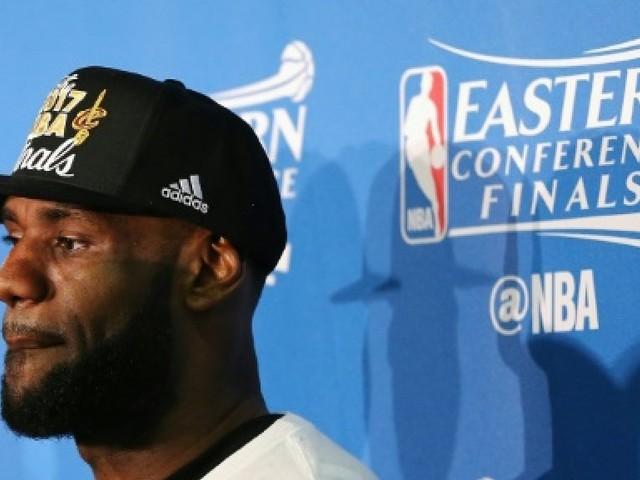 NBA: LeBron James, meilleur marqueur de l'histoire en play-offs