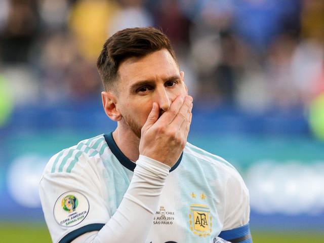 C'est très chaud entre Léo Messi et le sélectionneur du Brésil
