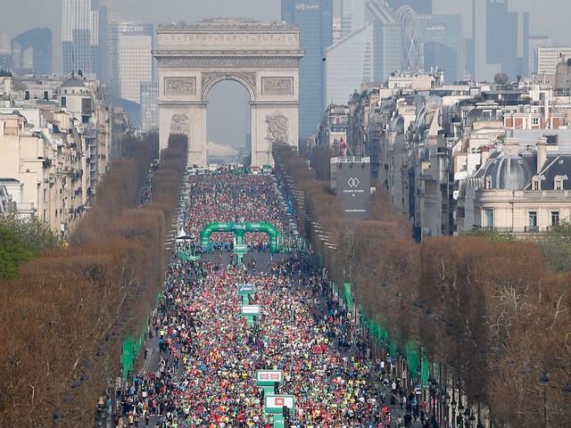 Le Marathon de Paris, une première pour fêter mes 35 ans - BLOG