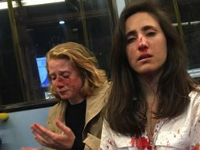 Après l'agression d'un couple lesbien à Londres, cinq ados arrêtés