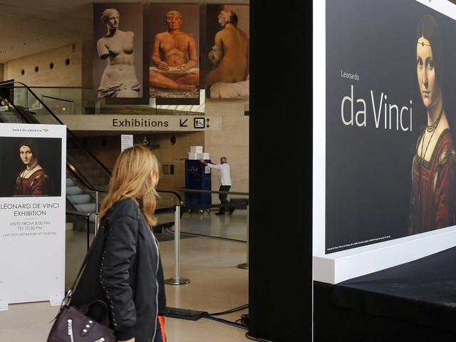 L'exposition Leonard de Vinci au Louvre se terminera par trois nocturnes gratuites