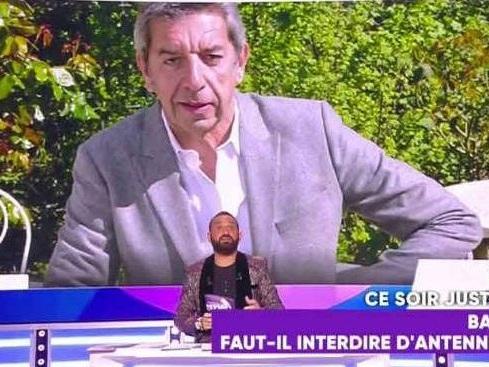 TPMP : Cyril Hanouna en colère contre Michel Cymes, il le tacle !