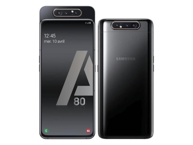 Trop cher à sa sortie, le Samsung Galaxy A80 trouve enfin son juste prix