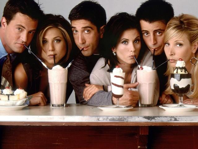 Les secrets de la série Friends !
