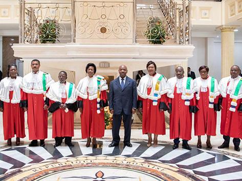 Gabon : La Cour constitutionnelle fait sa rentrée le 15 janvier