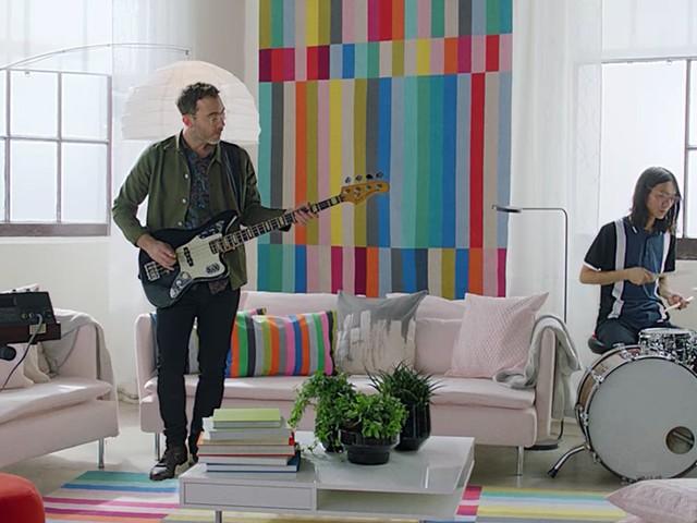 Selon IKEA, il suffit d'une note (de musique) pour redesigner votre appartement