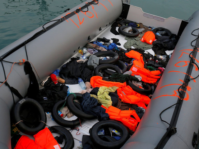 Migration: 45 personnes sont mortes au large des côtes marocaines