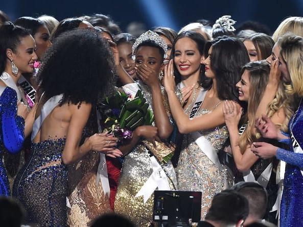 Le sacre de Miss Univers 2019... en images