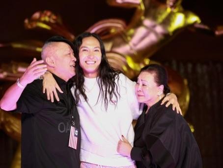 "Sorti du calendrier de la Fashion Week, Alexander Wang se sent ""libéré"""