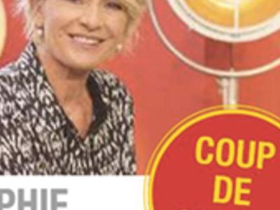 Sophie Davant, désagréable, mal élevée, blessante critique sur France 2
