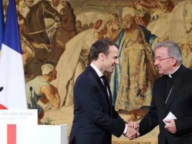 Agressions sexuelles: le représentant du Vatican en France entendu par la police