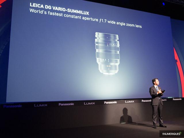 Leica DG Vario-Summilux 10-25 mm f/1,7: travaux en cours