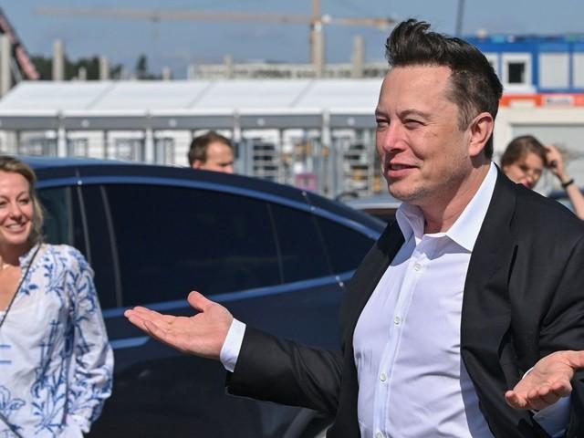 Elon Musk devient le deuxième homme le plus riche au monde