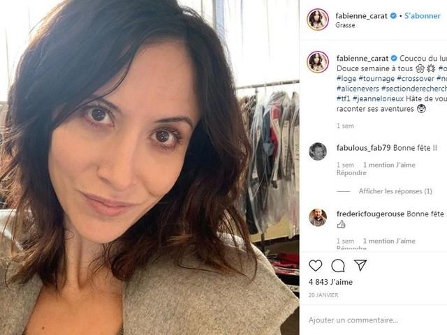 Fabienne Carat : la star de Plus belle la vie poste un sublime message pour l'anniversaire de sa mère