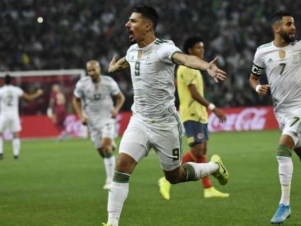 Amical : l'Algérie régale face à la Colombie !