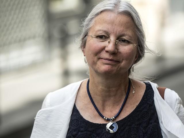 """La députée Agnès Thill exclue d'en Marche pour des propos """"pernicieux"""" sur la PMA"""