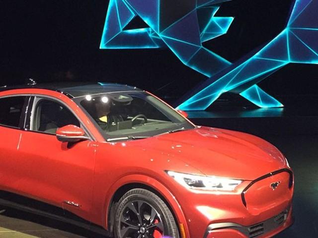 Actualité : Le SUV électrique Ford Mustang Mach E First Edition en rupture de stock après 9 jours