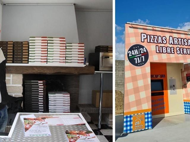 Oisemont : ouverture d'une pizzeria et d'un distributeur de pizzas