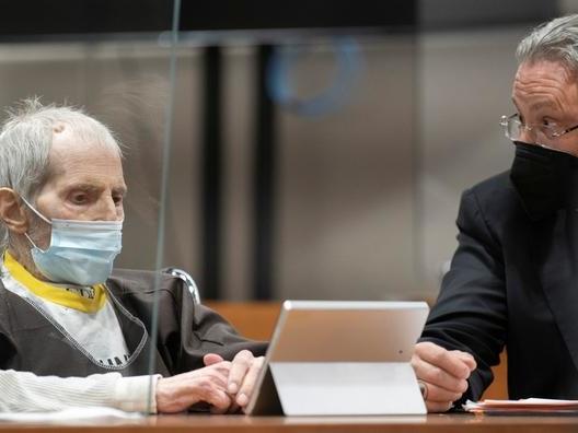 Robert Durst condamné à la prison à perpétuité pour le meurtre d'une amie