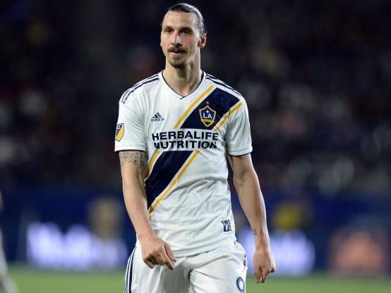 Foot - MLS - Zlatan Ibrahimovic (LA Galaxy) : «Je viens d'un monde différent»