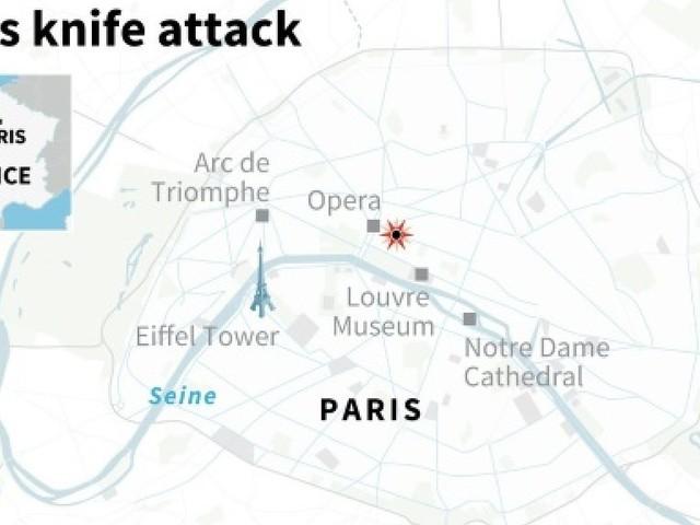 """""""Il a dit +Allah Akbar+ tout doucement, c'était glaçant"""": quart d'heure de terreur au coeur de Paris"""