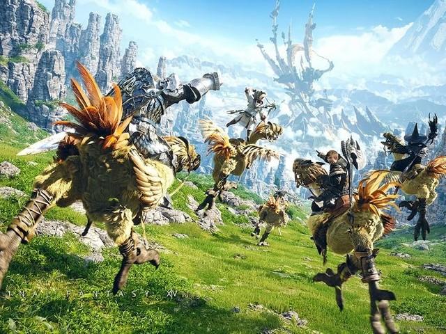 Playstation 5 / ps5 - Final Fantasy XIV serait déjà en route pour la PlayStation 5
