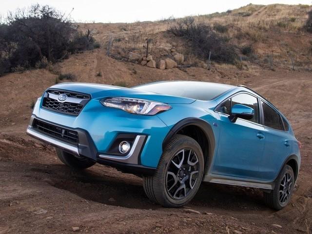 On s'en va conduire la première Subaru hybride rechargeable