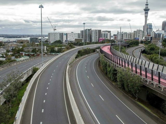 Covid: la Nouvelle-Zélande prolonge le confinement d'Auckland