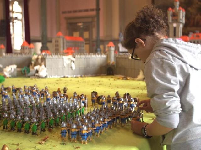 Un monde de jouets ce mardi soir sur France 4.