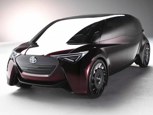 Salon de Tokyo 2017 : Toyota dévoile un concept haut de gamme à hydrogène