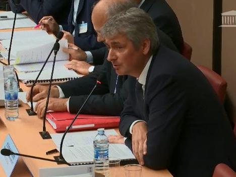 Lactalis : des échanges parfois tendus entre Emmanuel Besnier et les députés de la commission d'enquête parlementaire