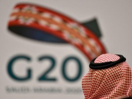 """Le G20 en sommet d'urgence sur le coronavirus qui """"menace l'humanité entière"""""""