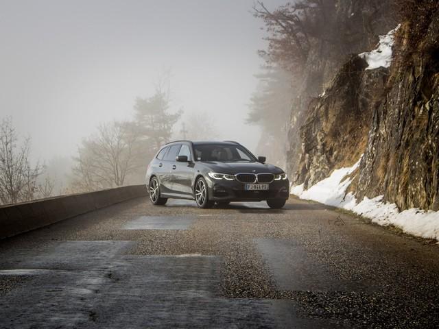 Essai BMW 330d Touring xDrive : TGV première classe