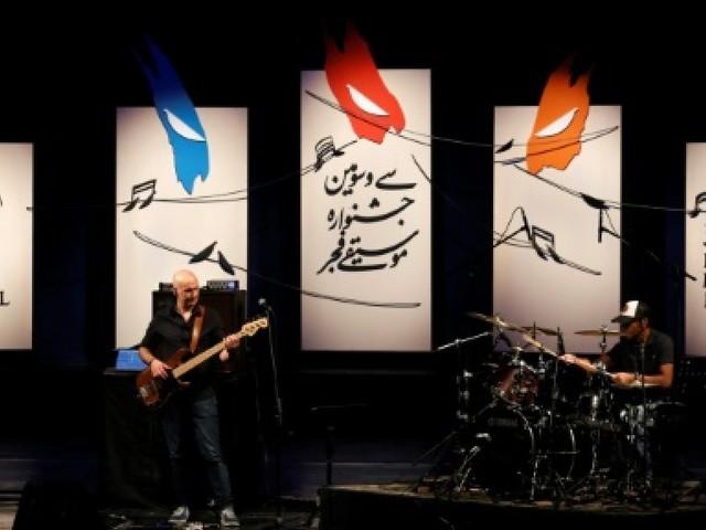 Le batteur Manu Katché dévoile son futur album... à Téhéran