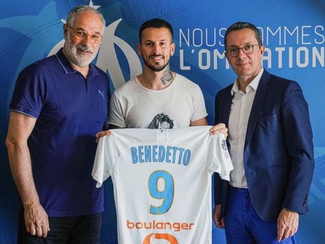 OM: Benedetto dans le groupe contre Reims ?