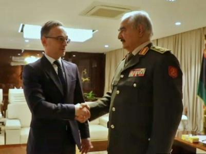 "Libye: le Premier ministre ira à Berlin, son rival d'accord sur ""le principe"""