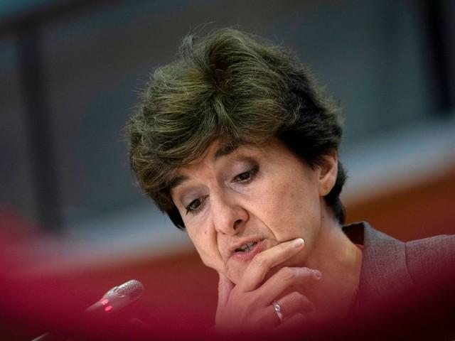 L'ex-ministre MoDem Sylvie Goulard mise en examen dans l'affaire des emplois fictifs